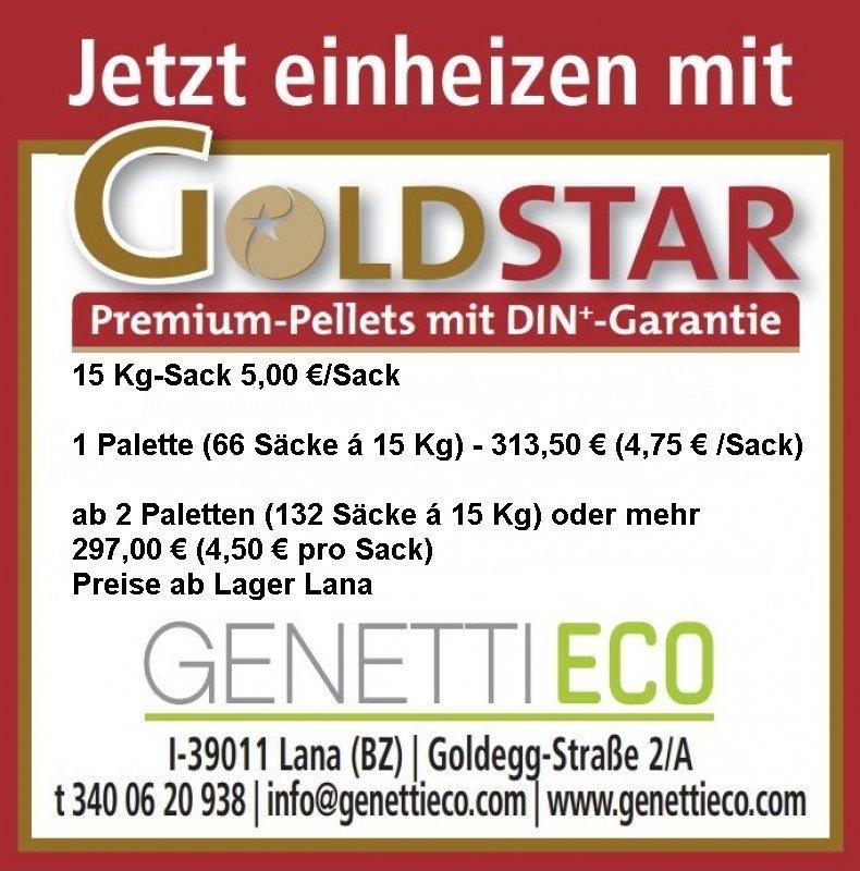 Goldstar Heizpellets