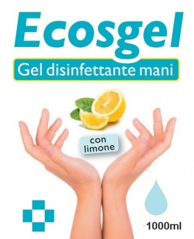 Ecosgel Hyperclean 1 Litro