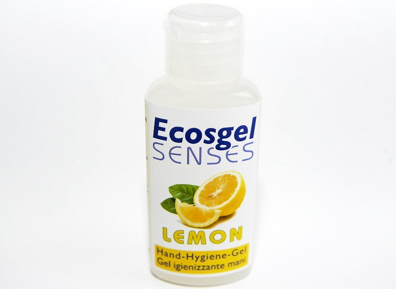 Ecosgel Senses Lemon 100ml
