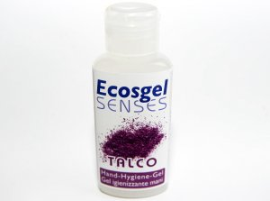 Ecosgel Senses Talco 100ml